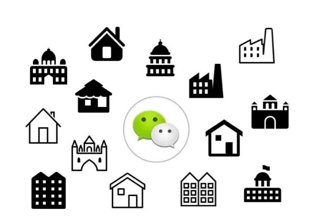 微信小房子图标